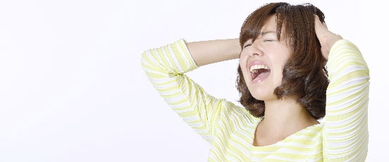 PMS症状、生理前の不眠の画像