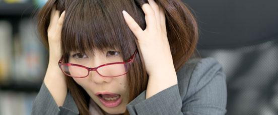 PMS症状、生理前に頭痛の画像